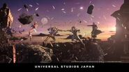 USJ JoJo's Bizarre Adventure The Real 4D - Dio's World