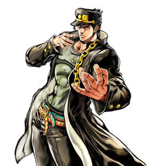 Jotaro's Render, <i><a href=