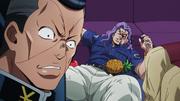 Okuyasu defeats Akira