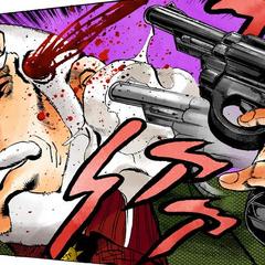 Pericolo's suicide