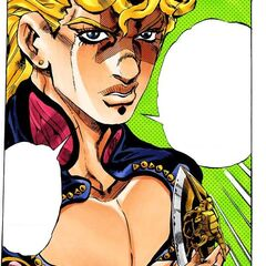 Giorno swears to protect the Arrow