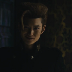 Keicho Smirking As He Tells Koichi He Can't Alter Bad Company's Orders