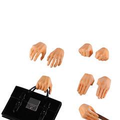 Bag, Comb, Extra Hands