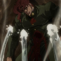 Kakyoin's death.