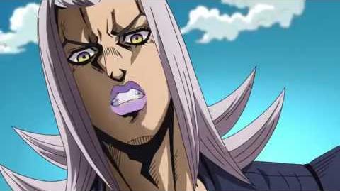 TVアニメ「ジョジョの奇妙な冒険 黄金の風」キャラクターPV:レオーネ・アバッキオ