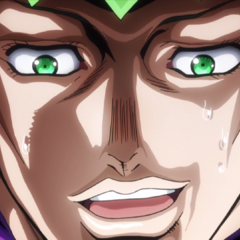 Rohan, now inspired by Koichi's bizarre life.