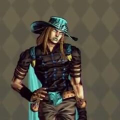Gyro Costume D in All Star Battle
