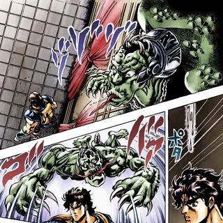 Зомби атакует Джонатана