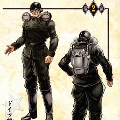 Part 2 NPC characters