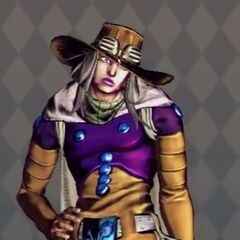 Gyro Costume B in All Star Battle