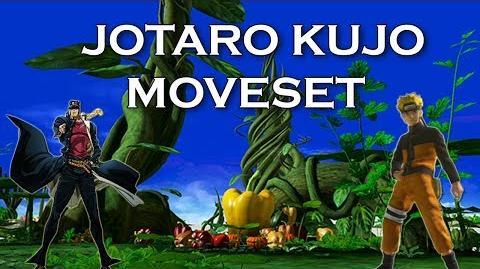 "J-Stars Victory VS Jotaro (Moveset) vs Jonathan & ""DLC"" News"