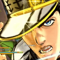 Part 4 Jotaro during his DHA, <i>EoH</i>