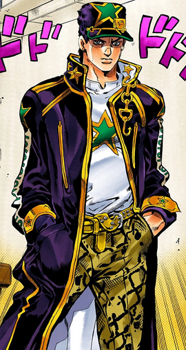 SO 605 jotaro body