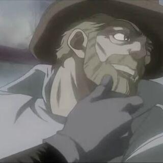 Joseph's appearance in the 2000 OVA