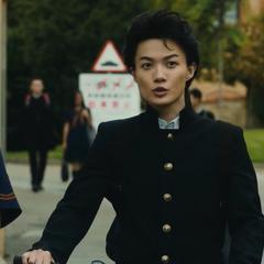 Yukako Telling Koichi About Josuke