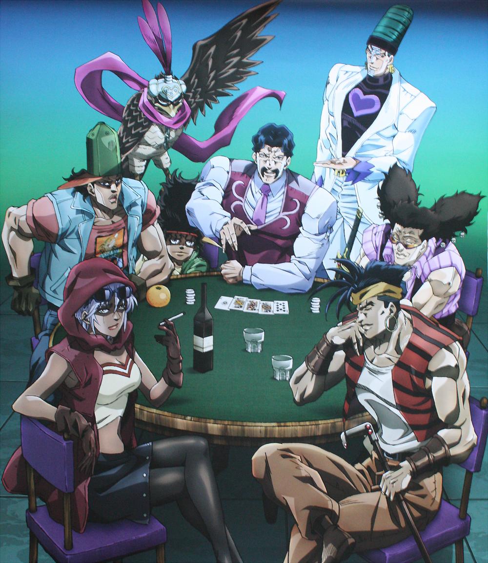 image wallpaper: Jojo Best Anime