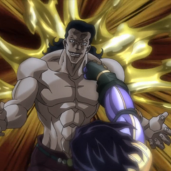 Star Platinum VS Yellow Temperance