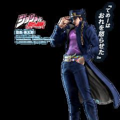 Jotaro's model
