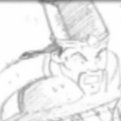 Messina As He Appears In The OVA's Timeline Videos
