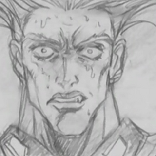 Stroheim As He Appears In The OVA's Timeline Videos