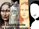 The Louvre Invites The Comics