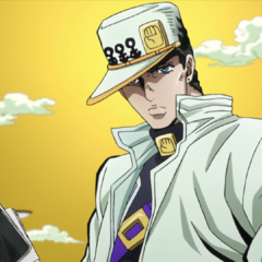 Jotaro's third and final outfit.