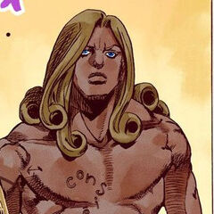 Funny Valentine In Color Original Appearance Valentine As He Looks After  Swapping Bodies With Himself From Another Dimension Using D4C ...