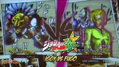 JoJo's Bizarre Adventure All Star Battle - Iggy & Fugo Gameplay