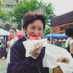 Araki in New York in <i><a href=