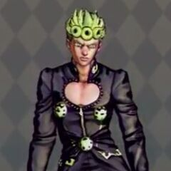 Giorno Costume D in <i>All Star Battle</i>