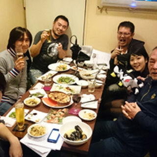 Daisuke Ono & The cast of <a href=