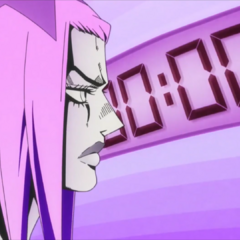 Abbacchio in the first preview