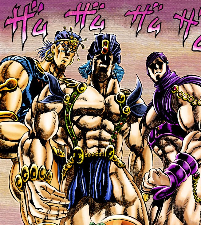 Blackjack Rants Jojos Bizarre Adventure S01e14 Review Epic Jojo Poses