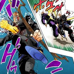 Keicho sacrifices himself for <a href=