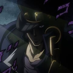 Jotaro introduced in the <a href=