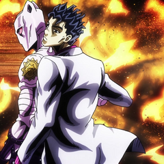 Killer Queen explodes and disintegrates <a href=