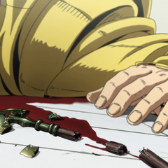 Polpo's Arrow destroyed