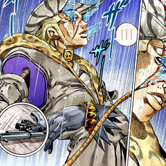 Using weaponized rain to slice through Mountain Tim's face