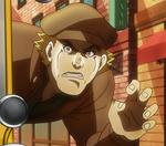 Impatient Driver Anime