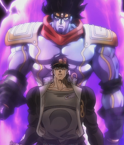 Stand Jojos Bizarre Encyclopedia Fandom Powered By Wikia