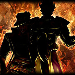 Teaser image for 6-star Fate's End Jotaro, <i>DR</i>