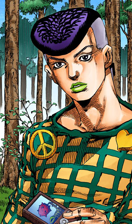 Josefumi Kujo | JoJo's Bizarre Encyclopedia | FANDOM powered by Wikia