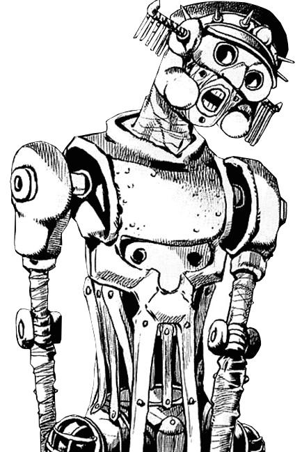 Speed King | Wiki Jojo's Bizarre Encyclopédie | FANDOM powered by Wikia