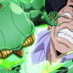 Afraid of Koichi's <a href=