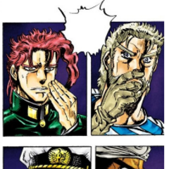 Jotaro tricks the Impostor