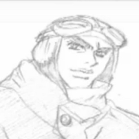 George As He Appears In The OVA's Timeline Videos