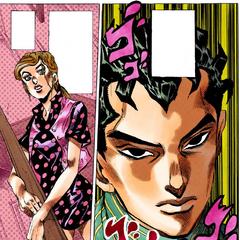 Feeling romantic feelings for Kira.