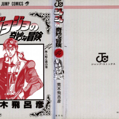 The cover of Volume 14 without the dust jacket