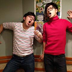 Yūki Ono and Takahiro Sakurai - #17
