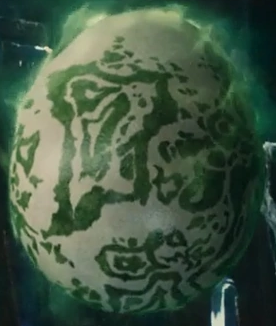 Echoes as an egg in the Live Action film